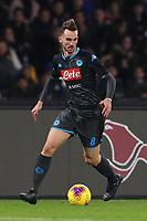 Fabian Ruiz of Napoli<br /> Napoli 14-12-2019 Stadio San Paolo <br /> Football Serie A 2019/2020 <br /> SSC Napoli - Parma Calcio 1913<br /> Photo Cesare Purini / Insidefoto