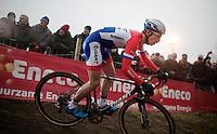 Lars Van der Haar (NLD/Giant-Shimano)<br /> <br /> Flandriencross Hamme 2014