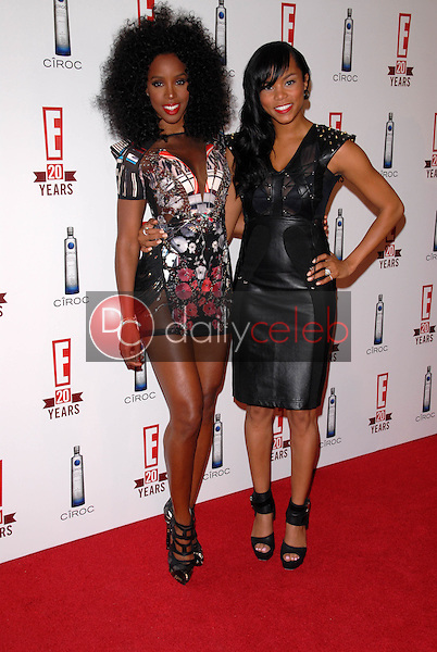 Kelly Rowland and Letoya Luckett<br /> at E!'s 20th Birthday Bash Celebrating Two Decades of Pop Culture, The London, West Hollywood, CA. 05-24-10<br /> David Edwards/DailyCeleb.Com 818-249-4998
