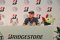 WGC Bridgestone Invitational R3 2015