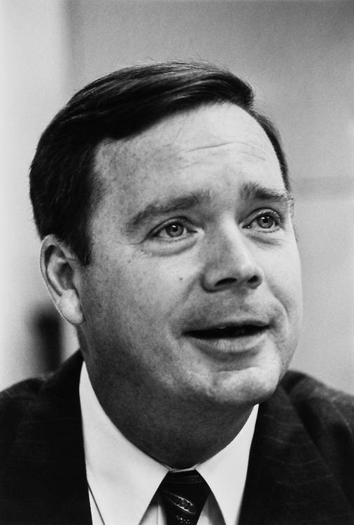 Rep. Paul McHale, D-Pa. in Nov., 1997. (Photo by Maureen Keating/CQ Roll Call)