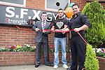 SFX Gym Opening