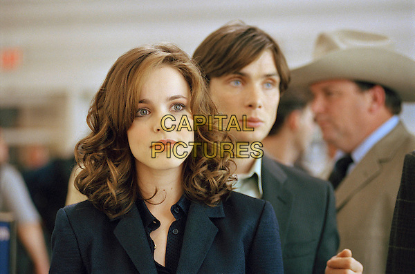 RACHEL McADAMS & CILLIAN MURPHY.in  Red Eye .*Filmstill - Editorial Use Only*.CAP/AWFF.Supplied by Capital Pictures.