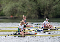 Lucerne, SWITZERLAND<br /> <br /> IRL W1X. Sanita PUSPURE after qualifing for the Ria Olympics. 2016 European Olympic Qualifying Regatta, Lake Rotsee.<br /> <br /> Tuesday  24/05/2016<br /> <br /> [Mandatory Credit; Peter SPURRIER/Intersport-images]