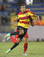 Fort Lauderdale Strikers vs San Antonio Scorpions 8/29/14