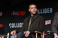 NEW YORK, NY - OCTOBER 7: Wilson Cruz at Star Trek: Discovery at New York Comic Con on October 7, 2017 in New York City.<br /> CAP/MPI/DC<br /> &copy;DC/MPI/Capital Pictures