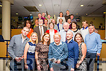 Denis O'Shea, Tralee celebrates his  70th Birthday with family and friends at the Kingdom Greyhound Stadium on Friday