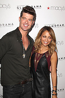 LOS ANGELES, CA - SEPTEMBER 07: Robin Thicke and Nicole Richie at Macy's Passport Presents: Glamorama - 30th Anniversary in Los Angeles held at The Orpheum Theatre on September 7, 2012 in Los Angeles, California. ©mpi25/MediaPunch Inc. /NortePhoto.com<br /> <br /> **CREDITO*OBLIGATORIO** *No*Venta*A*Terceros*<br /> *No*Sale*So*third*...