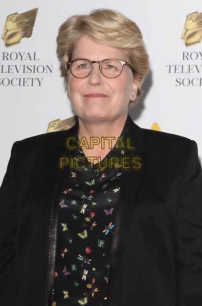 Sandi Toksvig at the RTS Programme Awards 2017 at Grosvenor House, Park Lane, London on the 21st March 2017<br /> CAP/ROS<br /> &copy;Steve Ross/Capital Pictures