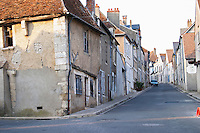 Sancerre village, Loire, France