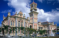 Trinidad & Tobago, Trinidad, Port of Spain: Queen's Royal College