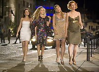 Sex and the City (2008) <br /> Sarah Jessica Parker, Cynthia Nixon, Kristin Davis &amp; Kim Cattrall<br /> *Filmstill - Editorial Use Only*<br /> CAP/MFS<br /> Image supplied by Capital Pictures