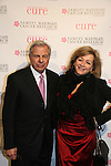 Samuel Waxman and Patti D'Arbanville at the 12th Annual Collaborating For A Cure - a Dinner & Auction on November 18, 2009 to benefit the Samuel Waxman Cancer Research Foundation at the Park Avenue Armory, New York City, NY. (Photo by Sue Coflin/Max Photos)