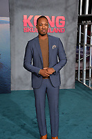 Corey Hawkins at the premiere for &quot;Kong: Skull Island&quot; at Dolby Theatre, Los Angeles, USA 08 March  2017<br /> Picture: Paul Smith/Featureflash/SilverHub 0208 004 5359 sales@silverhubmedia.com