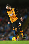 Hull's Robert Snodgrass - Manchester City vs Hull City - Capital One Cup - Etihad Stadium - Manchester - 01/12/2015 Pic Philip Oldham/SportImage