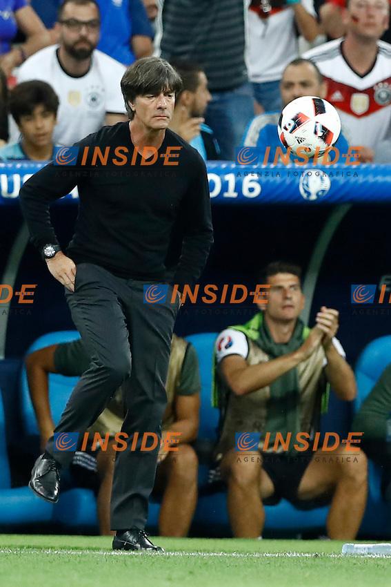 Germany coach Joachim Low<br /> Marseilles 07-07-2016 Stade Velodrome Football Euro2016 Germany - France / Germania - Francia Semi-finals / Semifinali <br /> Foto Matteo Ciambelli / Insidefoto