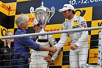 2018 DTM at Brands Hatch. Daniel Juncadella, Race one winner.