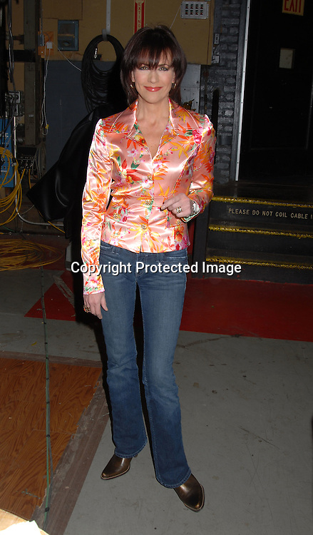 Colleen Zenk Pinter ..at The 50th Anniversary of As The World Turns on the Set ..on April 3, 2006. ..Robin Platzer, Twin Images
