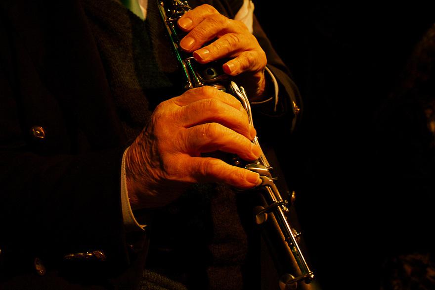 Sol Yaged, clarinetist.
