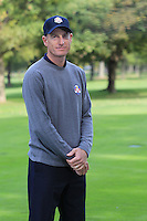 Jim Furyk at The USA Team Picture for the Ryder Cup 2012, Medinah Country Club,Medinah, Illinois,USA.Picture: Fran Caffrey/www.Golffile.ie.