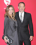 Rita Wilson Hanks and Tom Hanks at The 2012 MusiCares Person of the Year Dinner honoring Paul McCartney at the Los Angeles Convention Center, West Hall in Los Angeles, California on February 10,2011                                                                               © 2012 DVS / Hollywood Press Agency