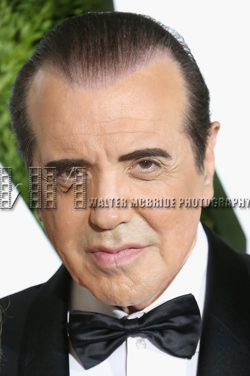 NEW YORK, NY - JUNE 11:  Chazz Palminteri attends the 71st Annual Tony Awards at Radio City Music Hall on June 11, 2017 in New York City.  (Photo by Walter McBride/WireImage)
