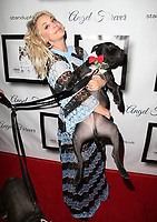 Josh Wolf05 November 2017 - Hollywood, California - Kaley Cuoco. 7th Annual Stand Up For Pits held at Avalon Hollywood. <br /> CAP/ADM/FS<br /> &copy;FS/ADM/Capital Pictures
