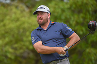 Graeme McDowell (NIR) watches his tee shot on 2 during day 1 of the Valero Texas Open, at the TPC San Antonio Oaks Course, San Antonio, Texas, USA. 4/4/2019.<br /> Picture: Golffile | Ken Murray<br /> <br /> <br /> All photo usage must carry mandatory copyright credit (© Golffile | Ken Murray)