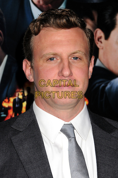"""Ruben Fleischer.""""Gangster Squad"""" Los Angeles Premiere held at Grauman's Chinese Theatre, Hollywood, California, USA..January 7th, 2013.headshot portrait grey gray white shirt.CAP/ADM/BP.©Byron Purvis/AdMedia/Capital Pictures."""