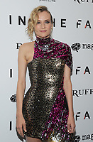 "NEW YORK, NY - December 4: Diane Kruger attends the New York premiere for ""In the Fade"" at MoMA on December 4, 2017 in New York City.Credit: John Palmer/MediaPunch /NortePhoto.com NORTEPHOTOMEXICO"