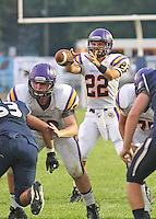 Football vs. Central Catholic 8-29-14