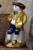 Souvenir aus Portugal, Keramikfigur