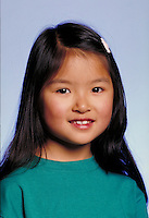 CHINESE AMERICAN GIRL. CHINESE-AMERICAN GIRL. SAN FRANCISCO CALIFORNIA USA.