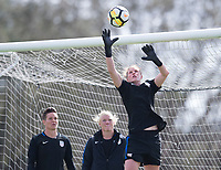 USWNT Training, February 20, 2018