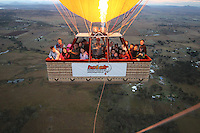 20150629 June 29 Hot Air Balloon Gold Coast
