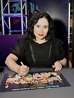 FOX FAN FAIR AT SAN DIEGO COMIC-CON© 2019: FAMILY GUY Cast Member Alex Borstein during the FAMILY GUY booth signing on Saturday, July 20 at the FOX FAN FAIR AT SAN DIEGO COMIC-CON© 2019. CR: Alan Hess/FOX © 2019 FOX MEDIA LLC
