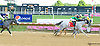 Two Term Leader winning at Delaware Park on 7/25/15
