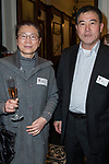 Goldie Duanmu and Lin Miao at the Greenbank 21 Year Reunion - Current and Past Parents, The Northern Club, Auckland, New Zealand,  Friday, August 04, 2017.Photo: David Rowland / One-Image.com for BW Media