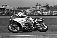 Tsujimoto Satoshi, #604 Suzuki, Daytona 200, Daytona International Speedway, March 8, 1987.  (Photo by Brian Cleary/bcpix.com)