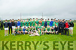St. Brendans winners of the Russell Cup Final against Dingle at John Mitchels GAA ground on Friday