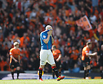Nicky Law dejection as Dundee Utd progress to the Scottish Cup Final
