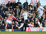 Stoke's Bojan Krkic in action<br /> <br /> - Barclays Premier League - Tottenham Hotspur vs Stoke City- White Hart Lane - London - England - 9th November 2014  - Picture David Klein/Sportimage