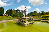 Blenheim Palace - Italian Garden fountain