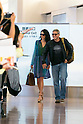 George Clooney Arrives at Haneda Airport