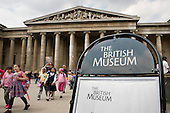 The British Museum, London.