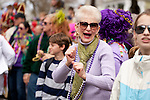 Mardi Gras 2012 in New Orleans, LA