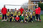 Royal Falcons FC U9 v Bowers & Pitsea FC U9 1st December 2013