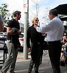 Hugh Jackman in LA 10/23/2010