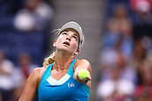 6th September 2017, Flushing Meadowns, New York, USA; COCO VANDEWEGHE (USA) during day ten match of the 2017 US Open on September 06, 2017 at Billie Jean King National Tennis Center, Flushing Meadow, NY.