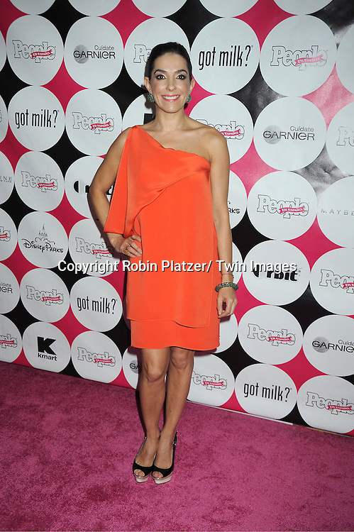 "Kika Rocha attending at The 15th Annual People En Espanols "" 50 Most Beautiful"" event at Guastavino's in New York City on May 19, 2011."